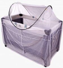 Deryan moskytiéra na cestovní postýlku