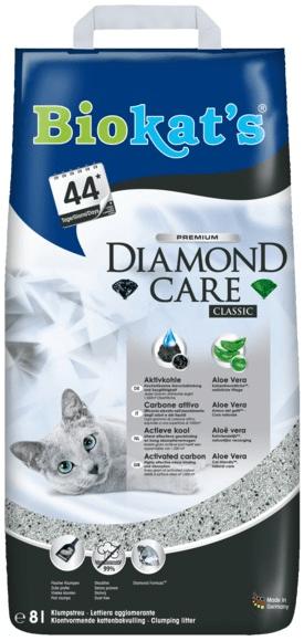 Gimpet BIOKATS Diamond Classic 8 l