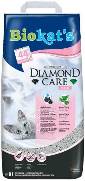 Gimpet BIOKATS Diamond Classic Fresh 8 l