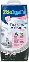 Biokat's Diamond Classic Fresh pijesak za mačji zahod, 8 l