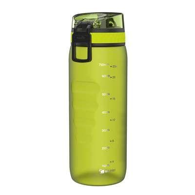ion8 Láhev na vodu One Touch 750 ml zelená