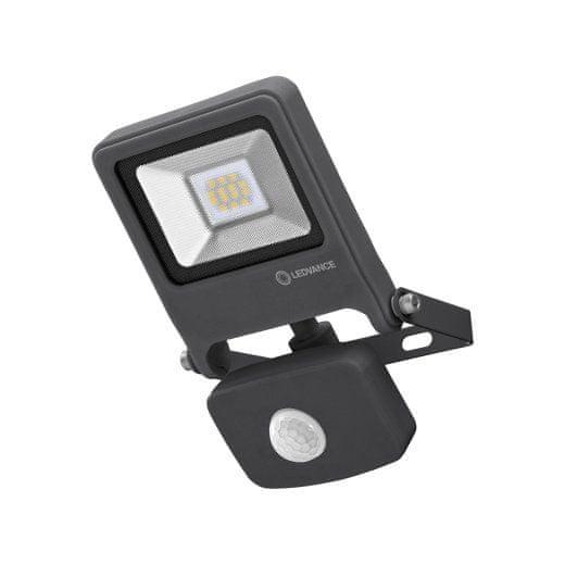 LEDVANCE Endura Flood Sensor 10 W, 830 DG zunanja svetilka