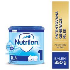 Nutrilon 1 počáteční kojenecké mléko 350 g, 0+