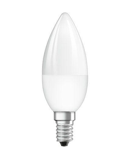Osram LED STAR+ CLB RGBWFR 25 DIM 4,5W/827 E14