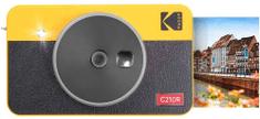 KODAK Minishot Combo 2 Retro, žltý