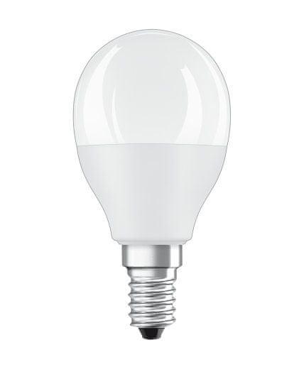 Osram LED STAR+ CLP RGBWFR 40 DIM 5,5W/827 E14