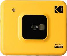 Kodak Mini Shot Combo 3 Yellow (C300Y)