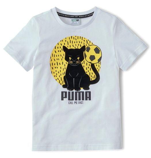 Puma Animals Suede Tee otroška majica
