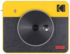 Kodak Mini Shot Combo 3 Retro Yellow (C300RY)