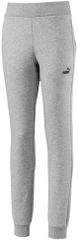 Puma Lány melegítő nadrág ESS Sweat Pants FL G, 104, szürke