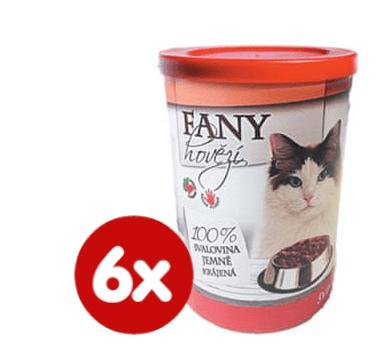 FALCO FANY hovězí 6x400 g