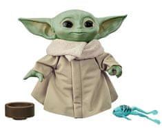 Star Wars pluszowa figurka Baby Yoda mówiąca