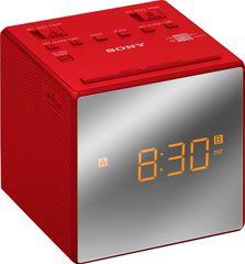 Sony  ICF-C1TR, červená