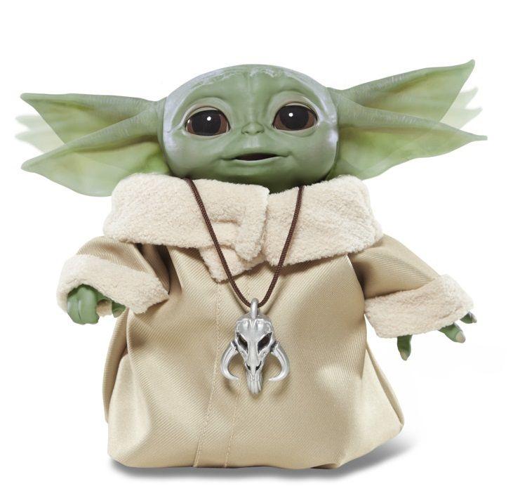 Star Wars Baby Yoda interaktivní kamarád
