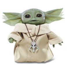 Star Wars zabawka Baby Yoda interaktywny przyjaciel