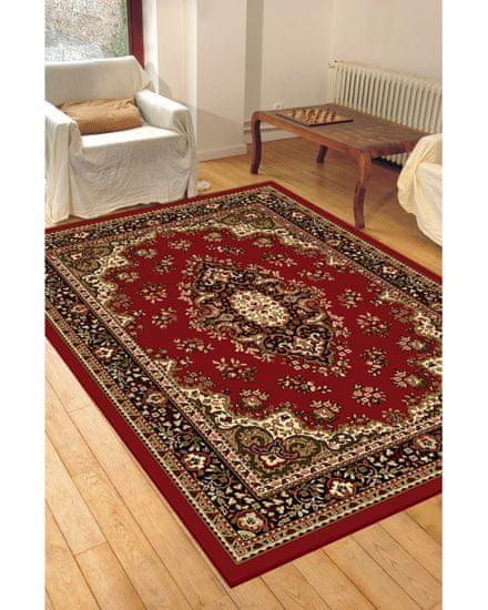 Spoltex Kusový koberec Samira New Red 12001-011