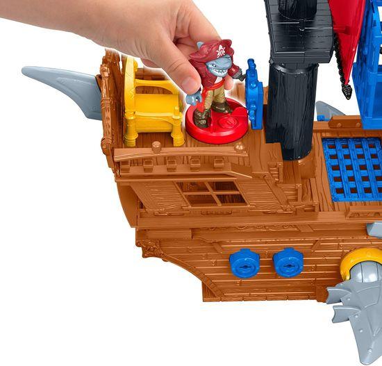 Fisher-Price Imaginext Gusarska ladja