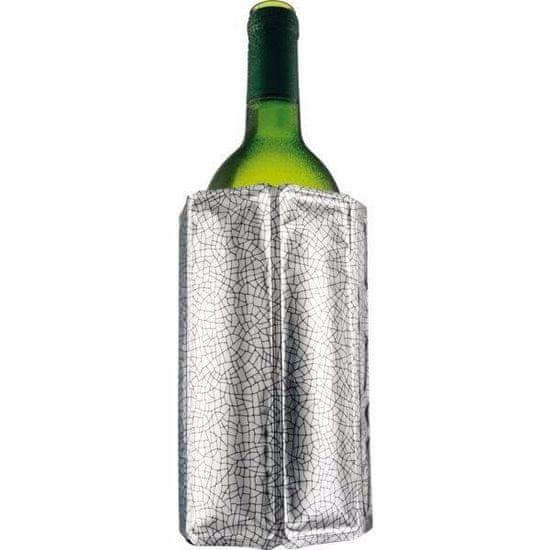 VACUVIN Chladič na víno Aktiv, strieborný