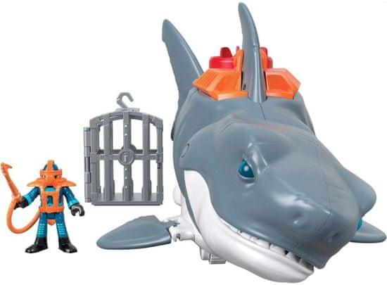 Fisher-Price Imaginext Morski pes