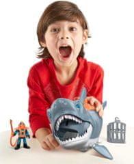 Fisher-Price Imaginext Žraločí kousnutí