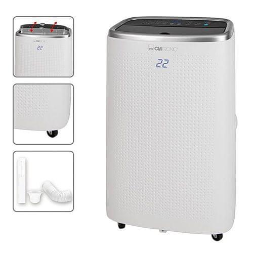 Clatronic CL3750 SMART WIFI klimatyzator, Numer magazynowy BVZ: 9205111