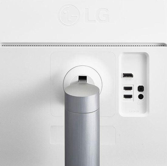 LG monitor 27UL650-W, 4K