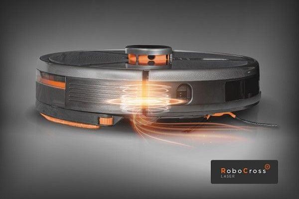 Concept VR3110 2 v 1 RoboCross Laser motor