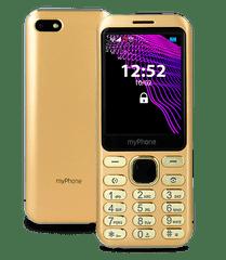 myPhone Maestro, zlatý