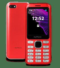 myPhone Maestro, červený