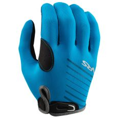 NRS Cove rokavice za veslanje, XL, modre/črne
