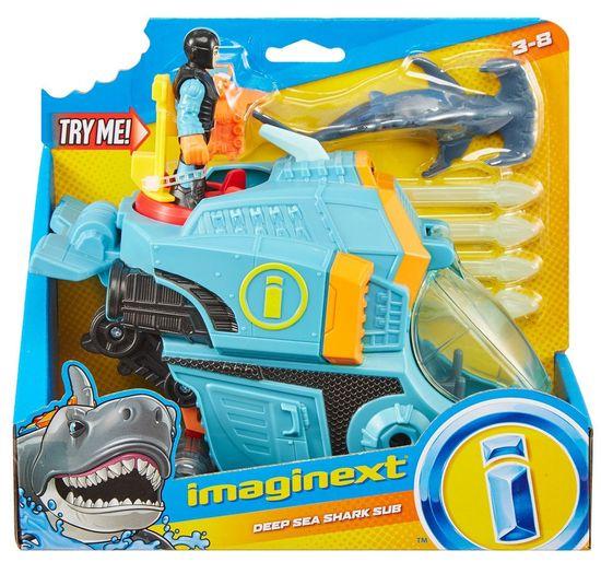 Fisher-Price Imaginext Morski pes z dodatkom