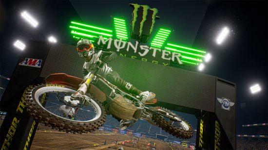 Milestone Monster Energy Supercross: The Official Videogame 2 igra (PC)