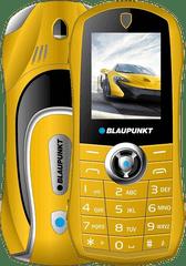 Blaupunkt Car, Yellow