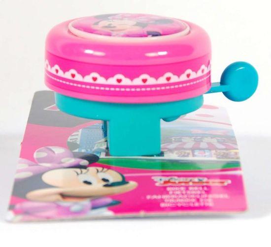Volare Dětský zvonek na kolo - Minnie