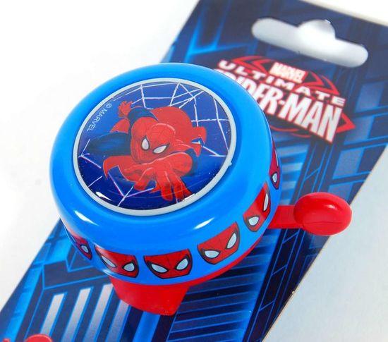 Volare Dětský zvonek na kolo - Spider Man