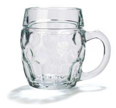 """Pivní sklo """"Tübinger"""" 0,3 l cejch, 6 ks"""