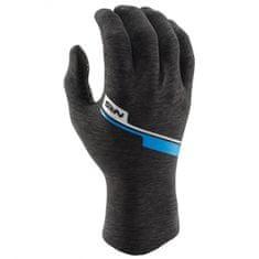 NRS Hydroskin rokavice za veslanje, neoprenske, XS, sive