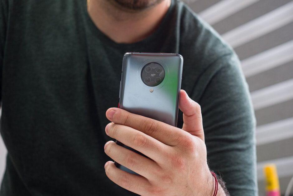 Xiaomi Poco F2 Pro, 6GB/128GB, Cyber Grey