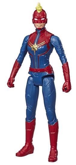 Avengers Figurka Titan Hero Endgame Captain Marvel 30cm