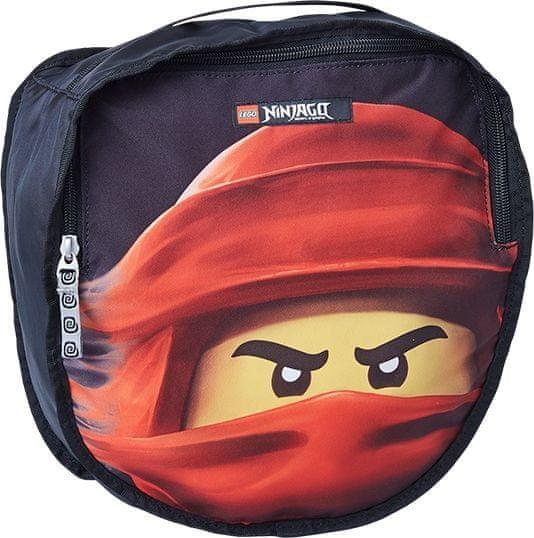 LEGO Ninjago KAI of Fire Maxi - plecak szkolny , 2-częściowy zestaw