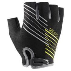 NRS Guide rokavice za veslanje, neoprenske, S, črne