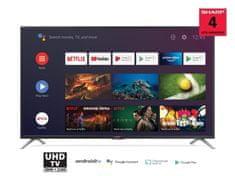 Sharp 4K UHD 50BL5EA LED televizor, Android