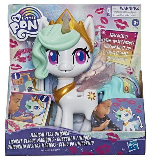 My Little Pony Polibek jednorožce