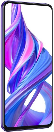 Honor 9X Pro mobilni telefon, 6GB/256GB, Phantom purple