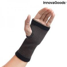 InnovaGoods WristCare trak, za zapestje, S/M, črn
