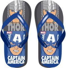 Disney fiú flip-flop papucs Avengers AV13049, 28, kék