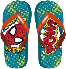 Disney fiú flip-flop papucs Spiderman SM12957, 28, kék