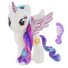 My Little Pony figurka - błyszcząca księżniczka Celestia