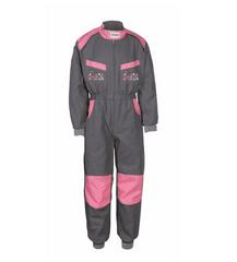 UTG Vodnik Otroški kombinezon v sivo roza barvi - 1 leto