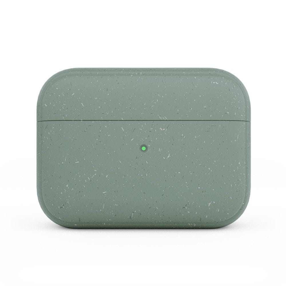 WOODCESSORIES AirPods Pro Bio Case Antimicrobial Midnight Green / Biomaterial - AirPods Pro eco353